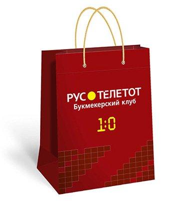 Бумажный пакет в Краснодаре