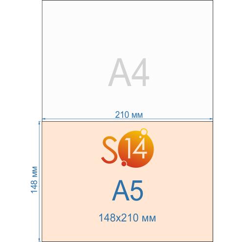 Флаеры формата А5